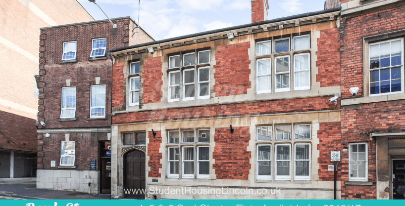 A2 Bank St. Apartments – 4 Bed