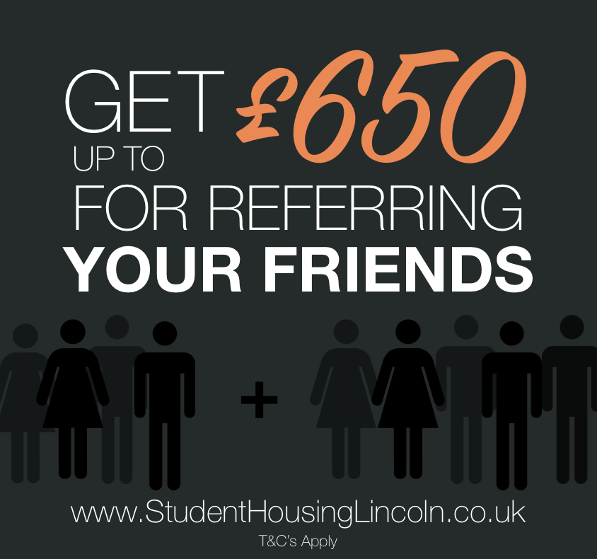 Student Accommodation referral