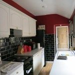 Student Accommodation Sincil Bank Kitchen