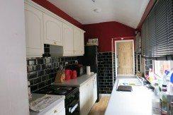 Student Accommodation Sincil Bank Kitchen