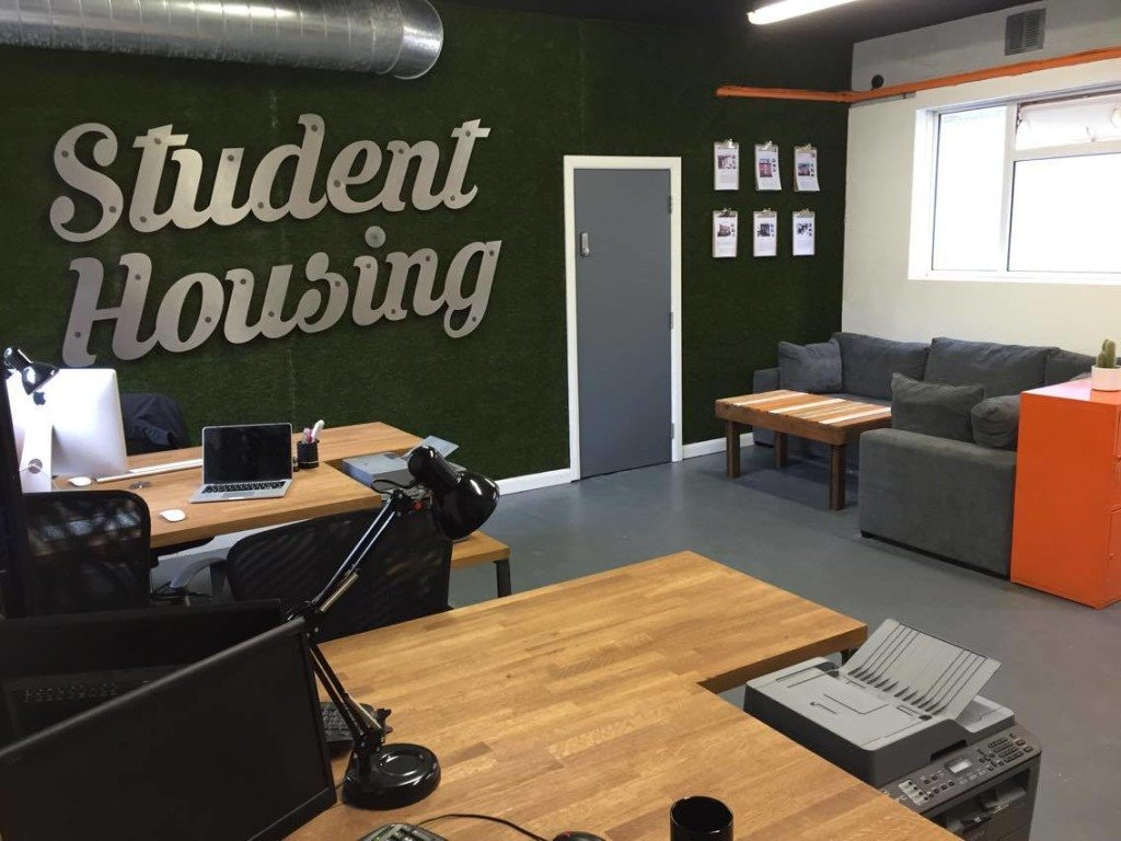 Student Housing Lincoln - New office
