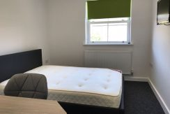 University of Lincoln Student Accommodation Bedroom
