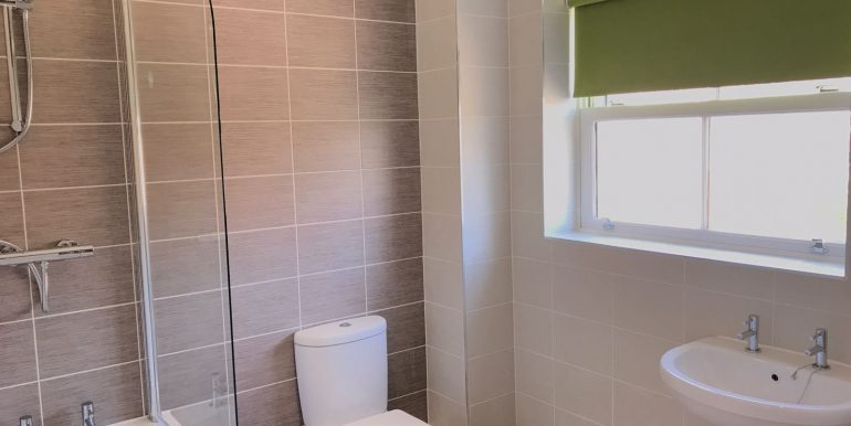 Bathroom - University of Lincoln Student Accommodation