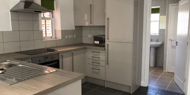 Kitchen - University of Lincoln Student Halls