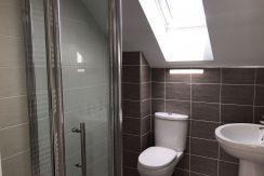 Student Accommodation Lincoln - Bathroom 1
