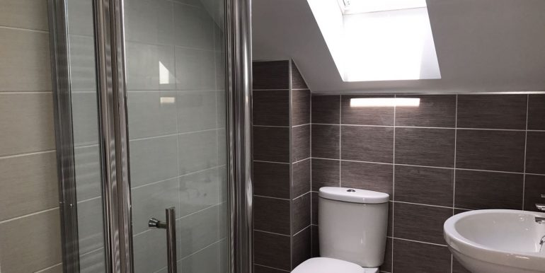 Student Accommodation Lincoln - Bathroom 1