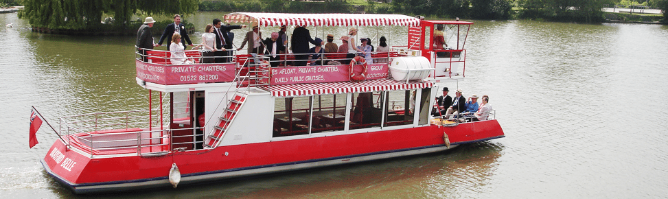 Things to do in lincoln - boat trips