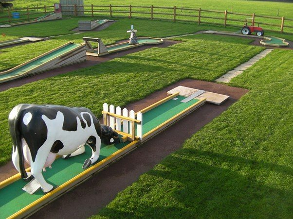 Things to do in lincoln - Mini Golf