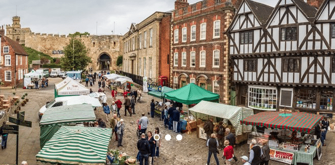 Things to do in lincoln - Markets