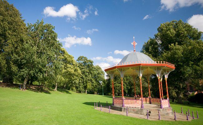 Things to do in lincoln - parks