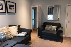 Student Street - Living Room