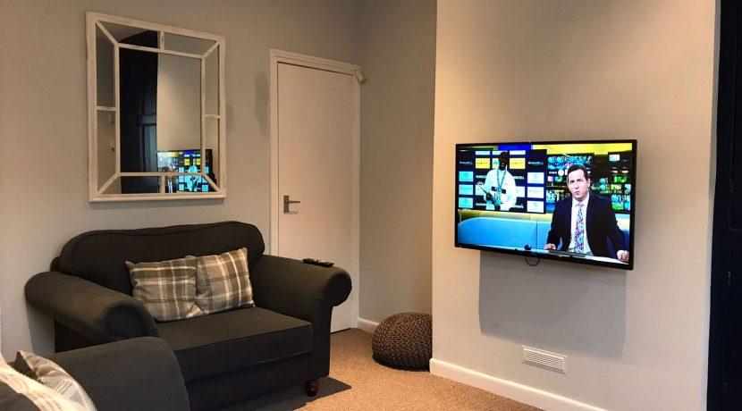 Student Street - Living Room(1)