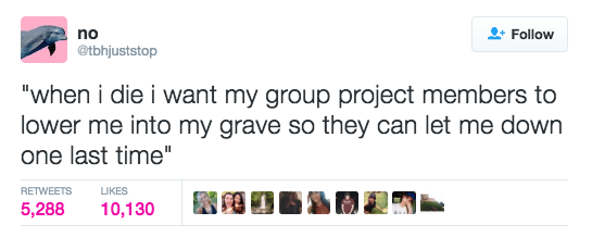 University of Lincoln - Group Projects