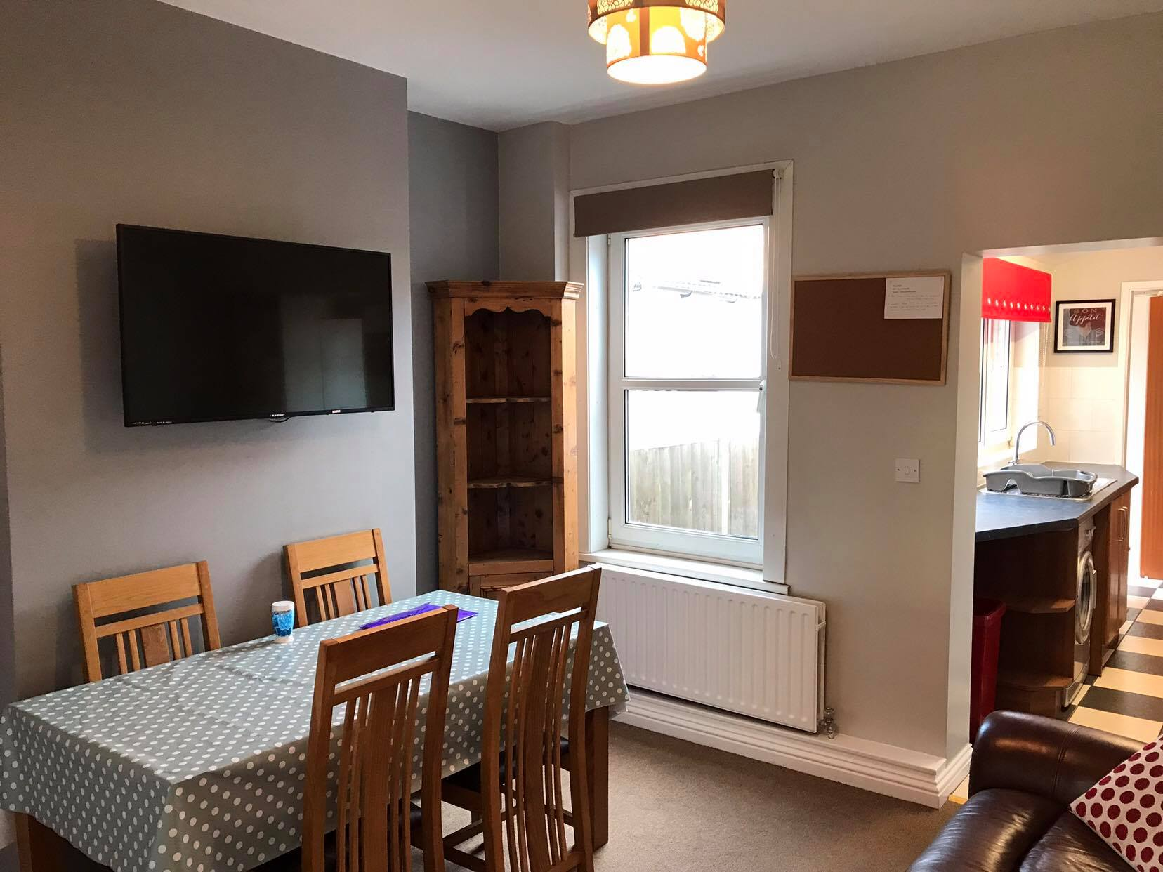 Harvey Street – 4 Bed (1 bed remaining)