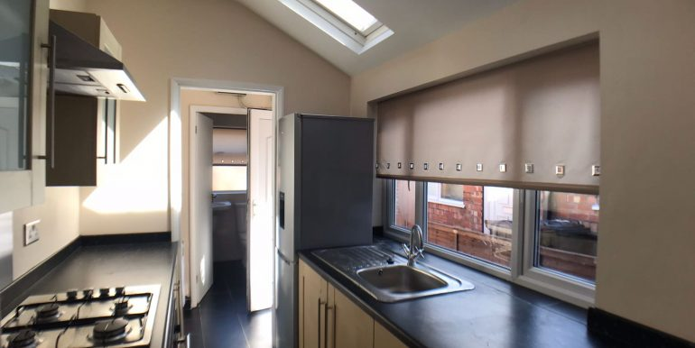 4 Bed Student Accommodation Lincoln