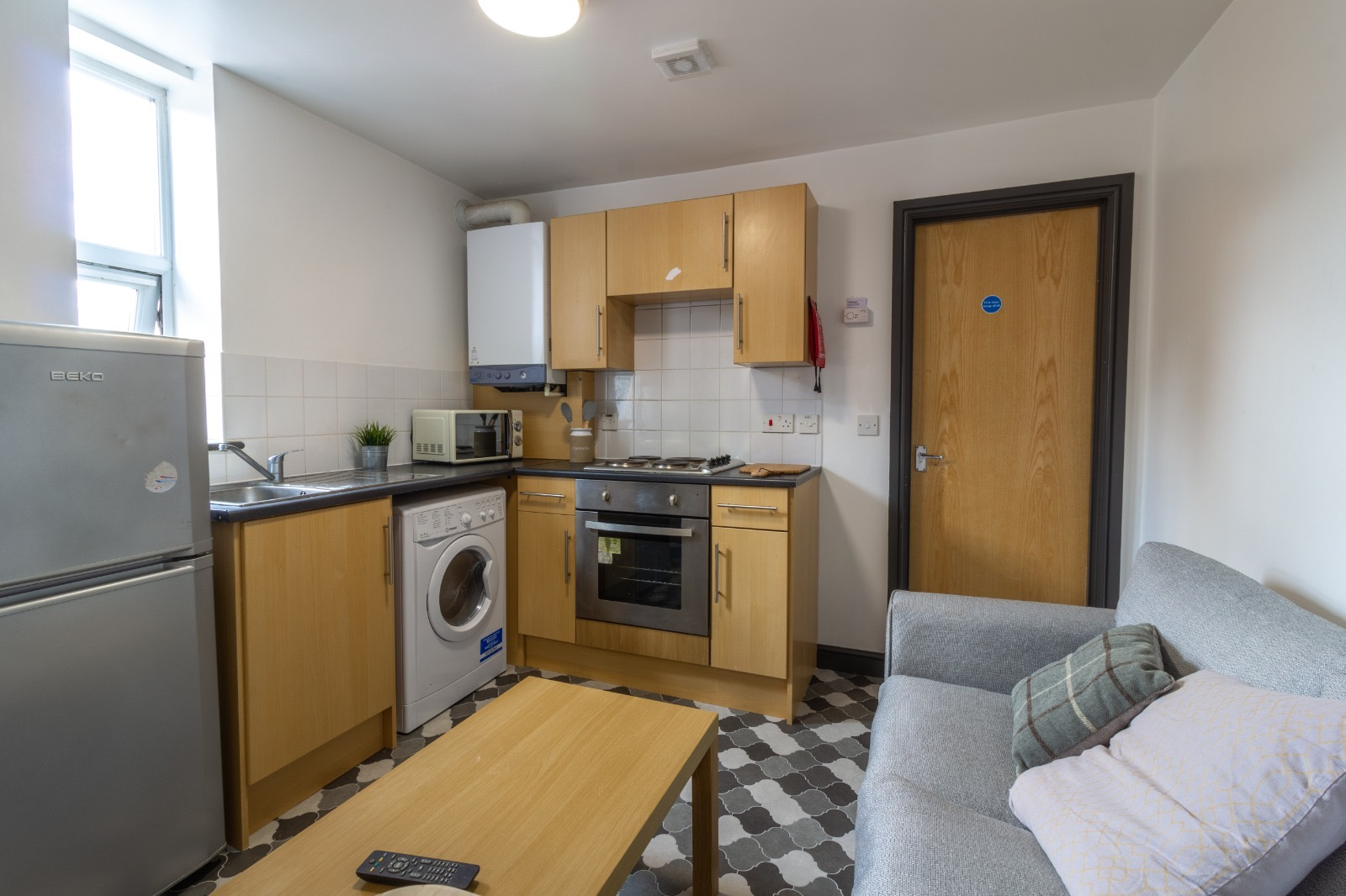 Flat 3 The Rayner Building – 1 Bed
