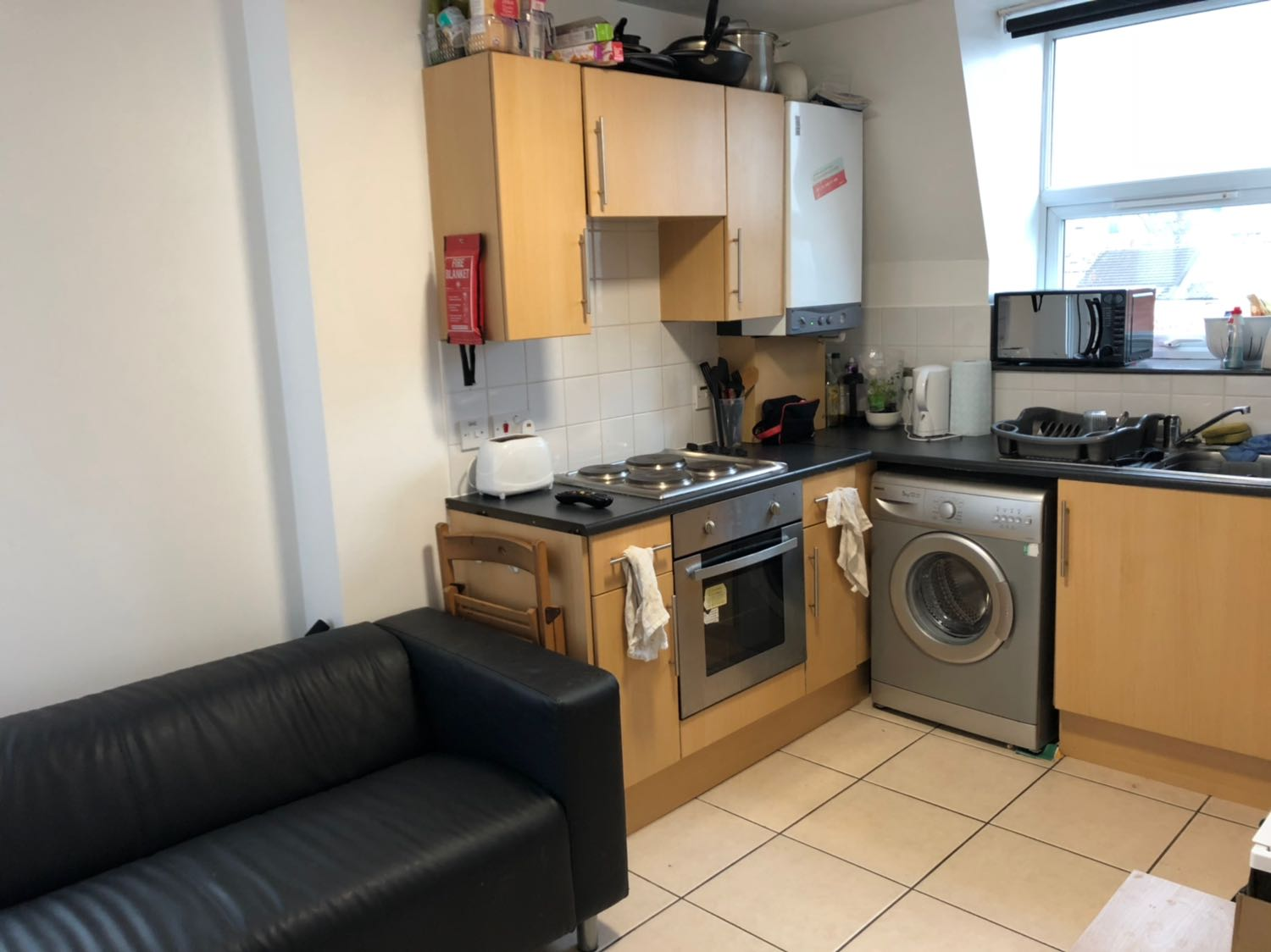 Flat 1 The Rayner Building – 2 Bed