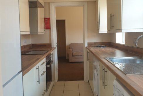 23 Severn Street kitchen
