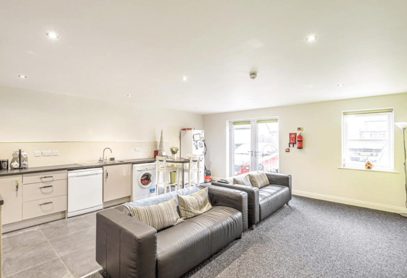 Flat 3, Lord Tennyson Apartments – 3 Bed