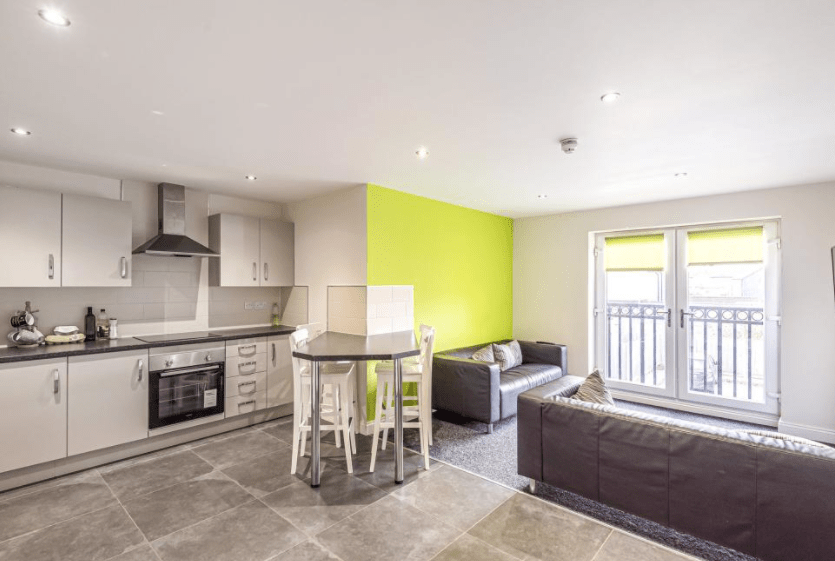 Flat 8, Lord Tennyson Apartments – 4 Bed