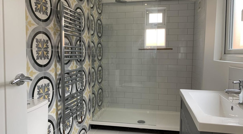 Luxury Student Bathroom