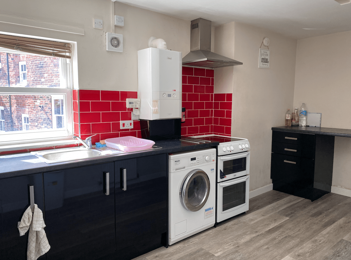Flat 1, Cathedral Court – 2 Bed