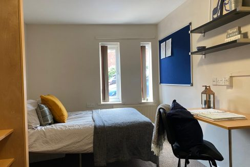 Cathedral Court - University of Lincoln Halls of residence