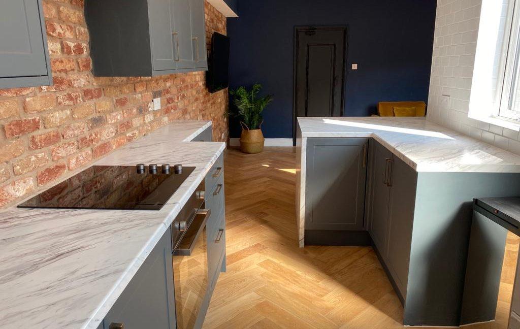 Student Accommodation - Kitchen