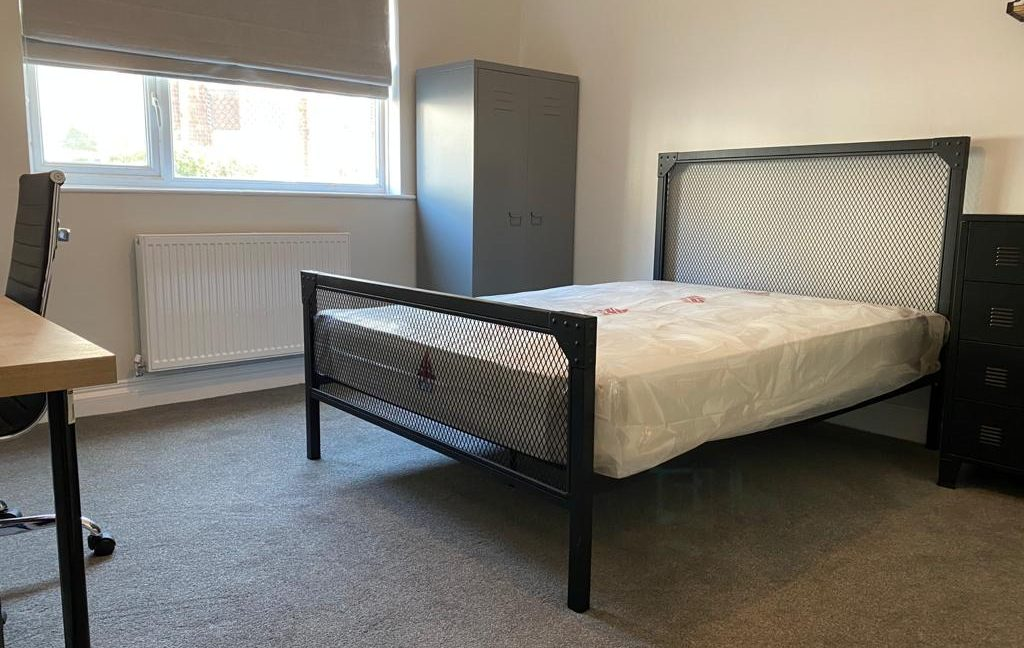 Student Accommodation - Bedroom