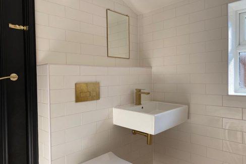 Student Accommodation - Bathroom