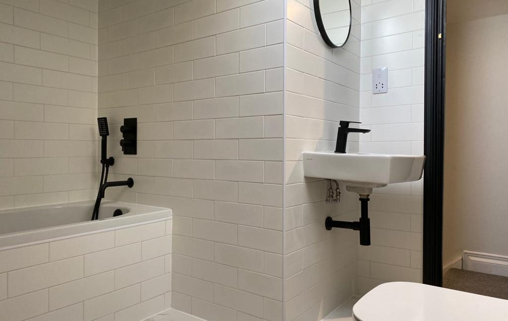 Student Accommodation - Bathroon