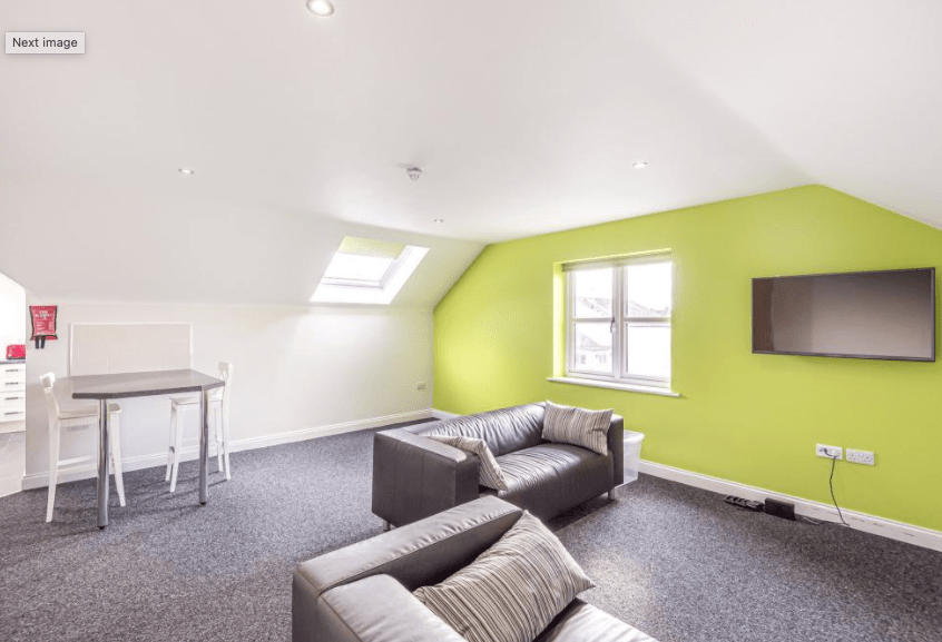 Flat 12, Lord Tennyson Apartments – 2 Bed