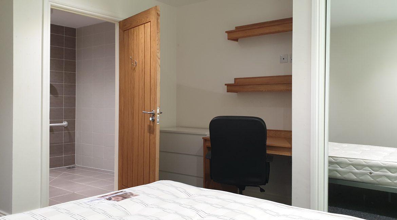 Flat 4 Bedroom 2