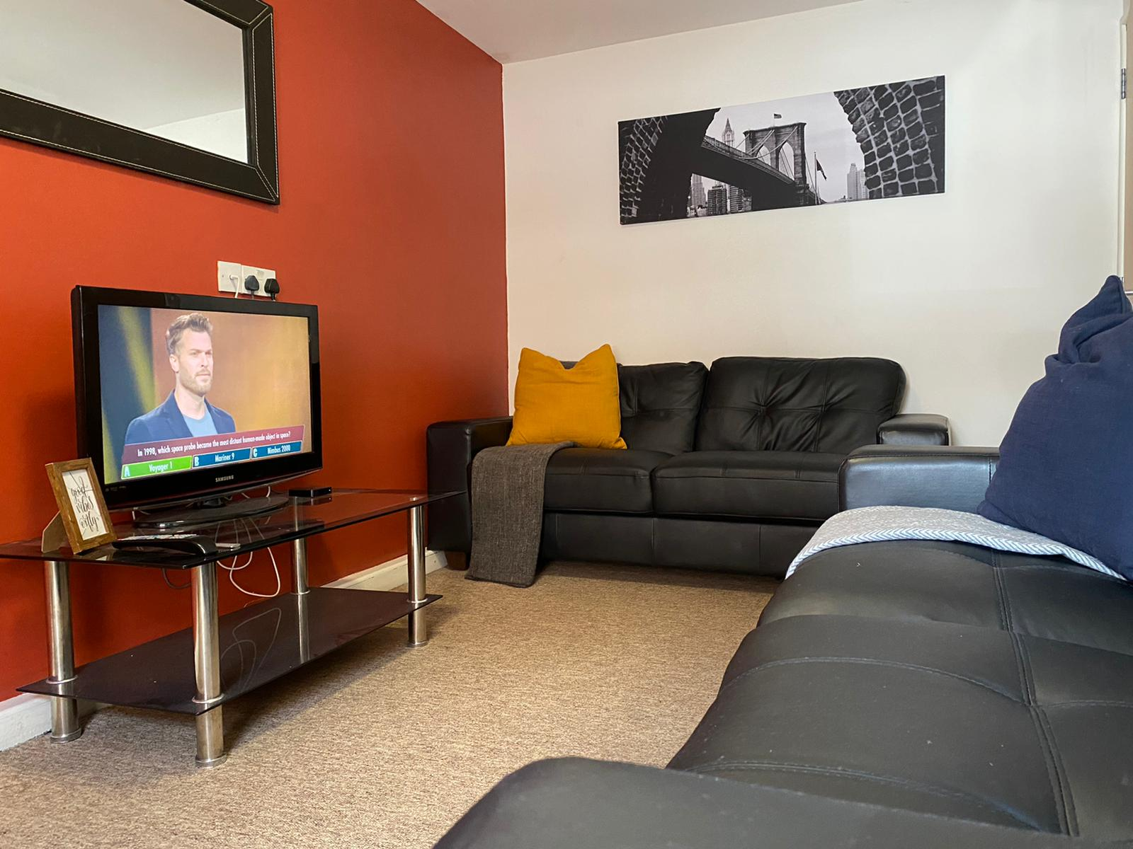 Flat 7, Cathedral Court – 4 Bed