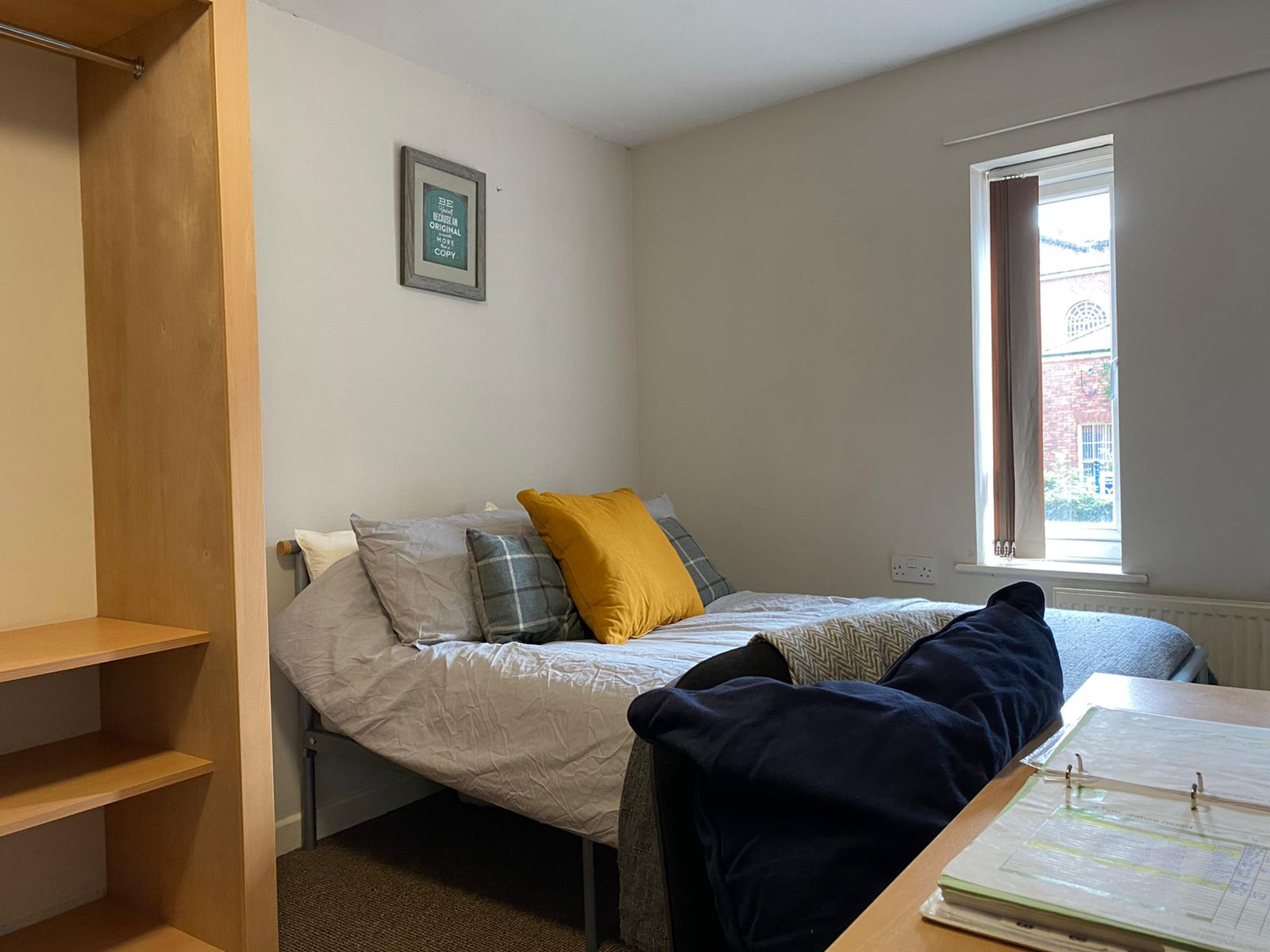 Flat 18, Cathedral Court – 4 Bed