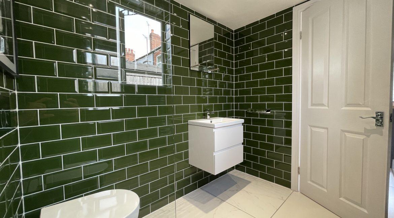 Student Housing Bathrooms
