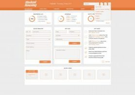 Student Housing - Cloud Lettings - Dashboard